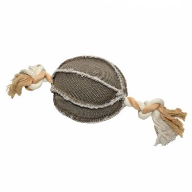 Duvo Canvas Ball with Rope