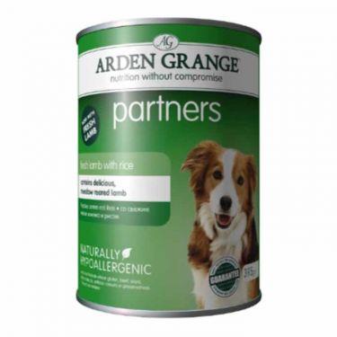 Arden Grange Κονσέρβα Σκύλου με Αρνί Ρύζι Λαχανικά