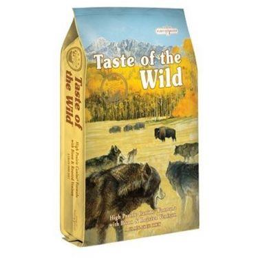 Taste of the Wild High Prairie Canine με Βίσονα και Ψημένο Ελάφι