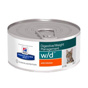 Hill's PD w/d Digestive/Weight Management Feline with Chicken