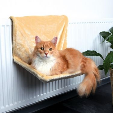 Trixie Κρεβατάκι γάτας για Καλοριφέρ