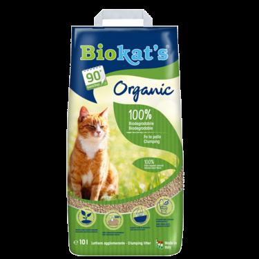 Biokat's Organic Litter