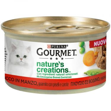 Purina Gourmet Nature's Creations 85gr