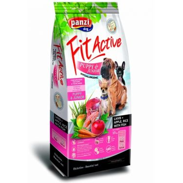 FitActive Hypoallergenic Puppy & Junior