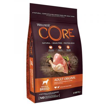 Wellness Core Adult Original Γαλοπούλα & Κοτόπουλο