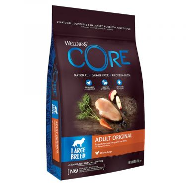 Wellness Core Adult Large Breed Original Γαλοπούλα & Κοτόπουλο