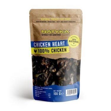 Natyka's Bites Kαρδιά Κοτόπουλου