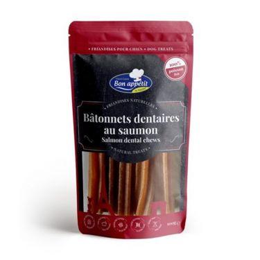 Bon Appetit Dental Sticks Σολομού