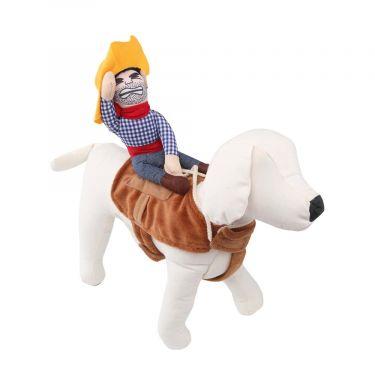 Nobleza Στολή Καουμπόι για Σκύλο