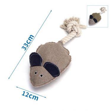 Nobleza Σχοινί Κόμπος Μεγάλο Ποντίκι με ουρά