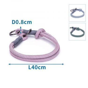Nobleza Dog Περιλαίμιο Reflective Rope Collar