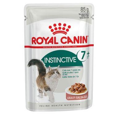 Royal Canin Adult +7 Instinctive Gravy