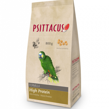Psittacus High Protein Maintenance Formula