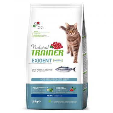 Natural Trainer Cat Exigent Ocean Fish