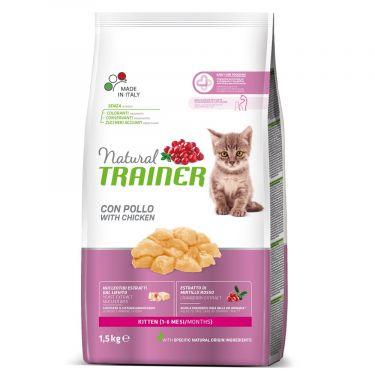 Natural Trainer Cat Kitten Chicken