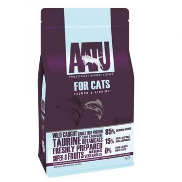 Aatu For Cats Salmon & Herring 85/15