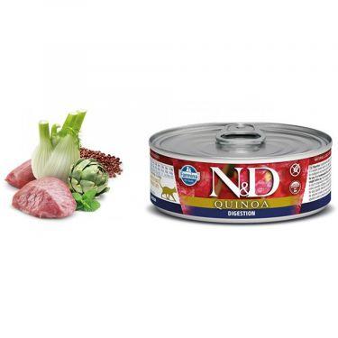 N&D Cat Quinoa Digestion Wet Food
