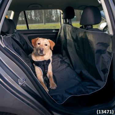 Trixie Car Seat Cover Black