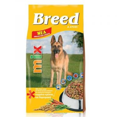 Breed Line Dog Mix