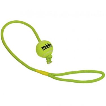 Nobby Tennis Ball Throw Rope