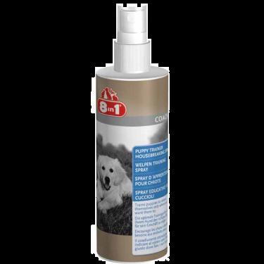 8in1 Εκπαιδευτικό Spray Τουαλέτας για Κουτάβια