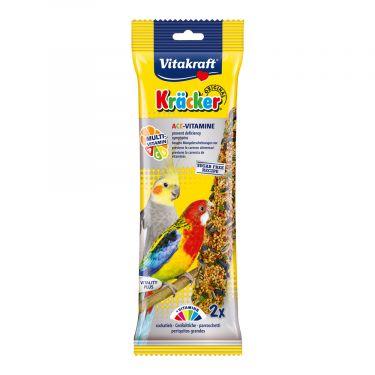 Vitakraft Kracker Ace Vitamine για Μεσαίους Παπαγάλους