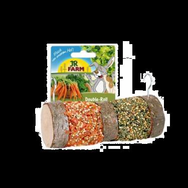 JR Farm Double Roll  με Καρότο & Μαϊντανό