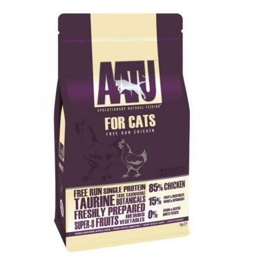Aatu For Cats Chicken 85/15