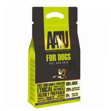 AATU Free Run Duck Grain Free