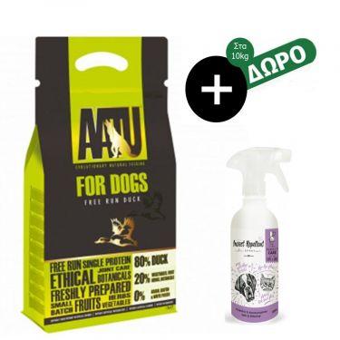 AATU Free Run Duck Grain Free
