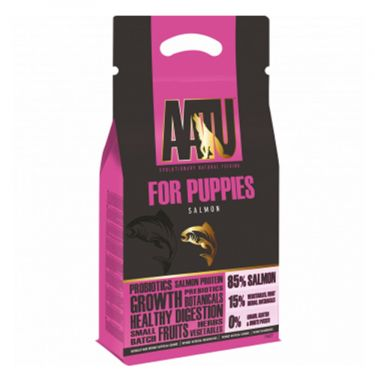 AATU Salmon For Puppies Grain Free