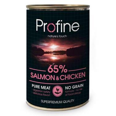 Profine Κονσέρβα Σκύλου Salmon & Chicken