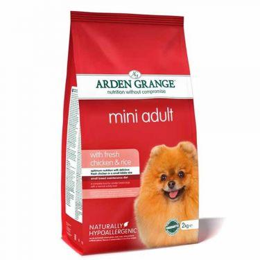 Arden Grange Adult Mini Chicken & Rice