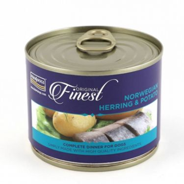 Fish4Dogs Herring Wet Complete