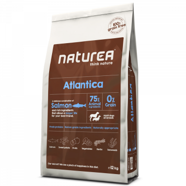 Naturea Atlantica Salmon-Grain Free