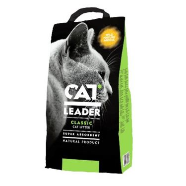 Cat Leader Classic Με  Άρωμα  Άγριας Φύσης