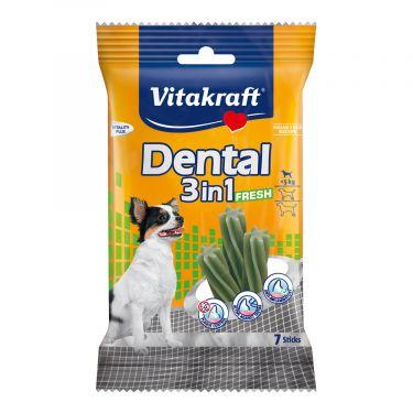 Vitakraft Dental Fresh 3in1 7τμχ