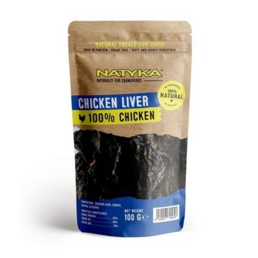 Natyka's Bites Συκώτι Κοτόπουλου