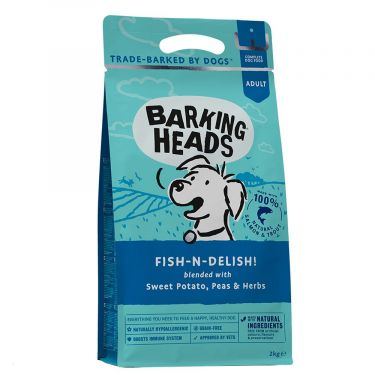Barking Heads ''Fish-n-Delish Grain-Free''