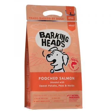Barking Heads ''Pooched Salmon Grain Free''