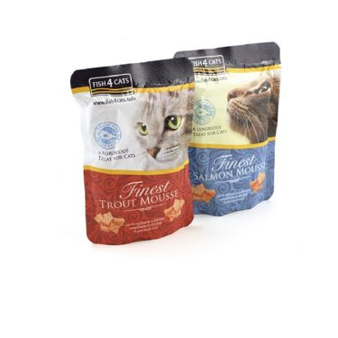Fish4Cats Mousse 100gr