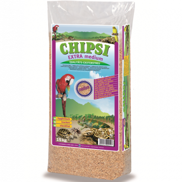 Chipsi Extra Medium Υπόστρωμα με Ξυλαράκια Οξιάς
