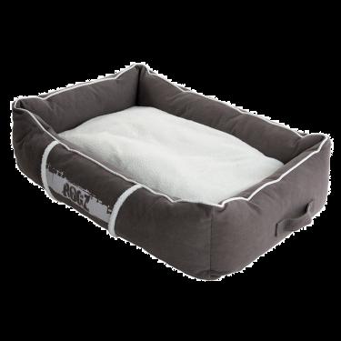 Rogz Κρεβατάκι Σκύλου Lounge Grey