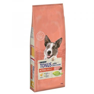 Tonus Dog Chow Adult Active Chicken