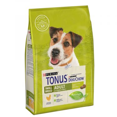 Tonus Dog Chow Adult Small Breed Chicken