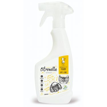 Perfect Care Citronella Spray Cats & Dogs