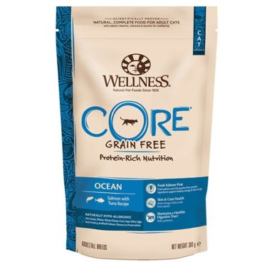 Wellness Core Cat Adult Ocean Σολομός & Τόνος