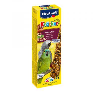 Vitakraft Kracker Duo για Μεγάλους Παπαγάλους 2 τμχ