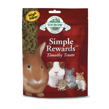 Oxbow Simple Rewards Timothy Treats