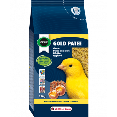 Versele Laga Orlux Gold Patee Yellow